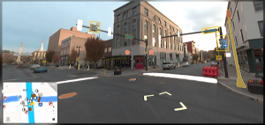 City Street Level Imagery