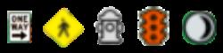 asset locator icons