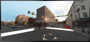 City Street Level Imagery